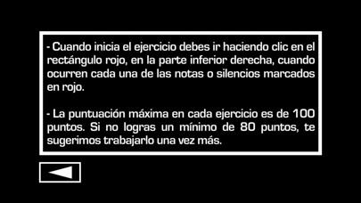 Screenshot for Leer Partituras para Guita PRO in Spain App Store