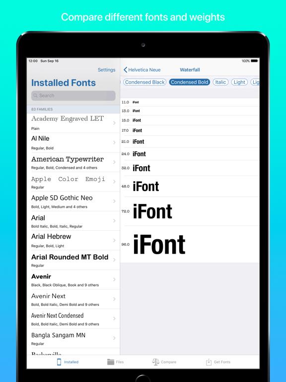 Helvetica Black Oblique Generator