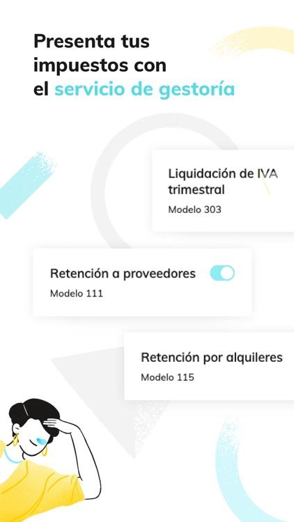 Nomo: Contabilidad y Facturas screenshot-4