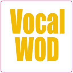 Vocal Workout of The Day