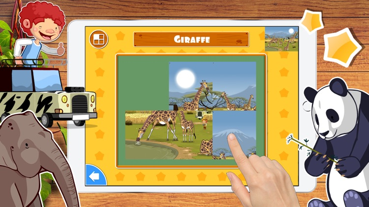 Puzzle Collection 2  kids game