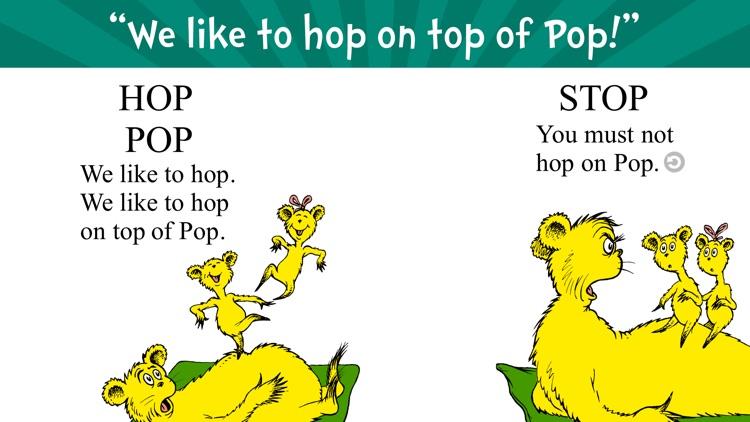 Hop on Pop by Dr. Seuss screenshot-4