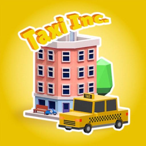 Taxi Inc. - Idle City Builder