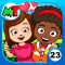 App Icon for My Town : Best Friends' House App in Egypt IOS App Store