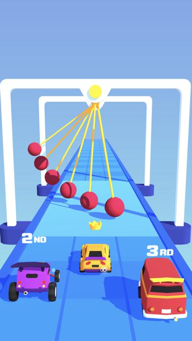 Crazy Race - Smash Cars! screenshot 2
