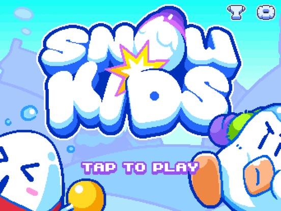 Snow Kids screenshot 10