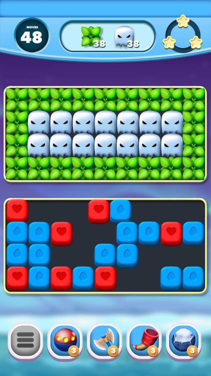 Monster Blast - Puzzle Game screenshot-5