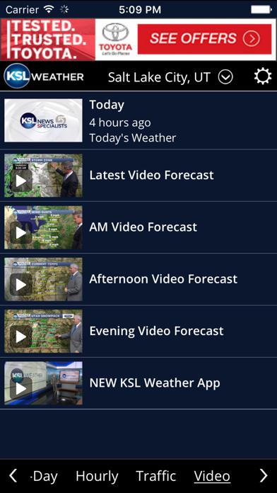 KSL Weatherのおすすめ画像3