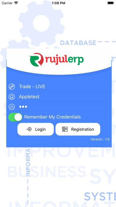 RujulERP Dashboard 2