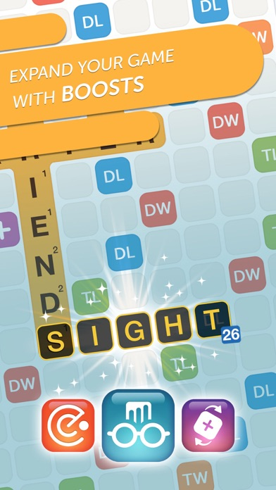 Words With Friends Classic review screenshots