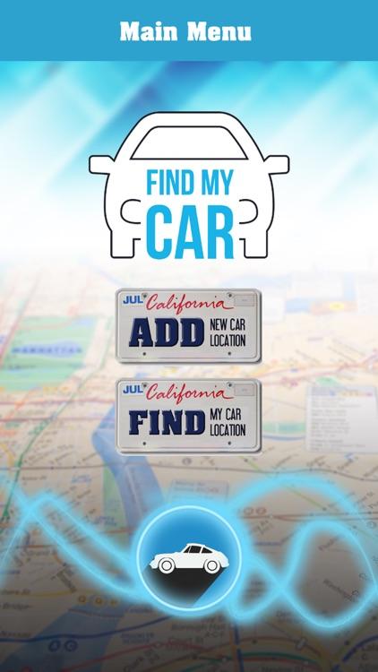 Find My Car with AR Tracker screenshot-4