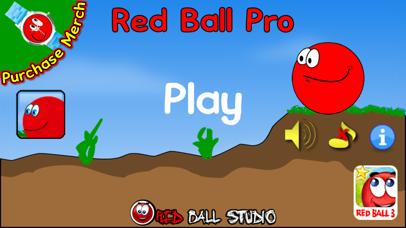 Red Ball Pro screenshot one