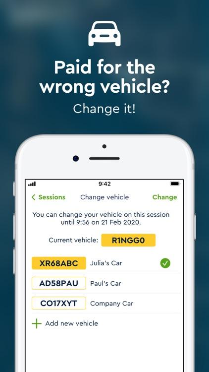 RingGo Parking screenshot-5