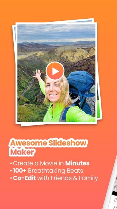 SlideShow Maker▶ screenshot one
