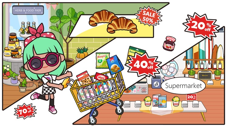 Miga Town: My Store screenshot-1