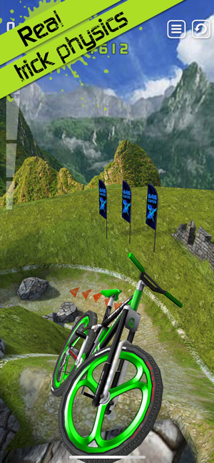 ‎Touchgrind BMX Screenshot