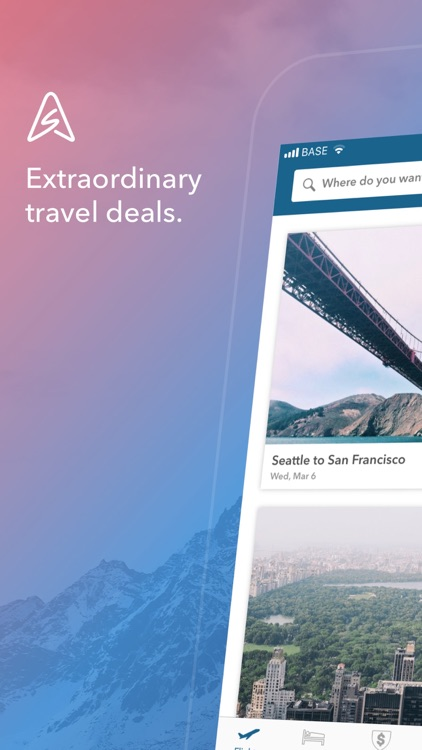 Skiplagged — Flights & Hotels screenshot-0