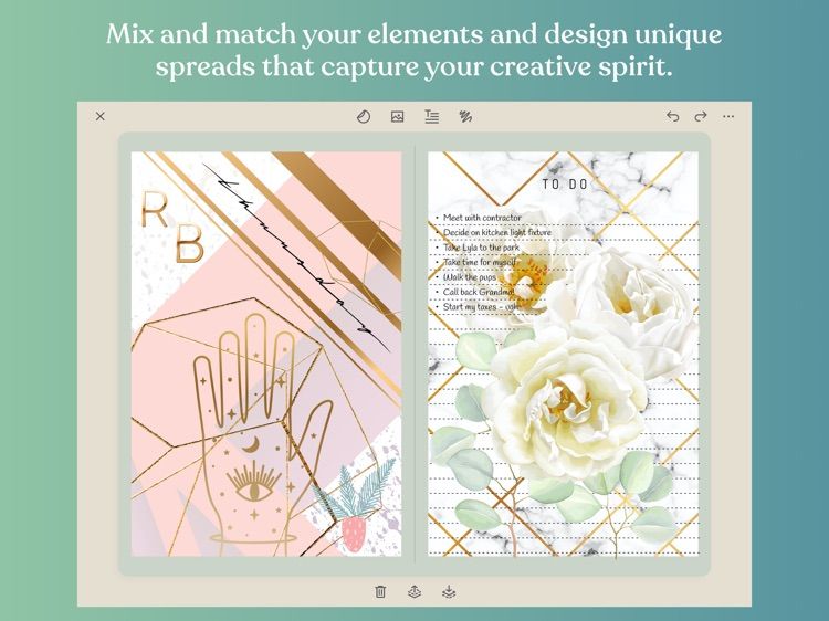 Zinnia Journal & Planner screenshot-8