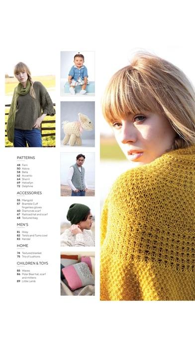 Knitting Magazineのおすすめ画像2