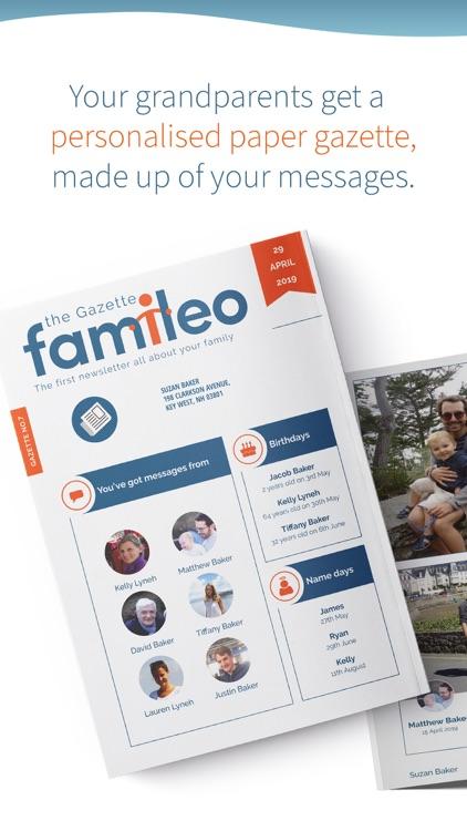 Famileo screenshot-3