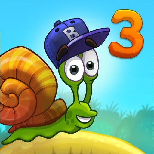 Snail Bob 3: Beyond The Sky