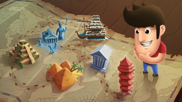 Diggy's Adventure: Maze Escape screenshot-4