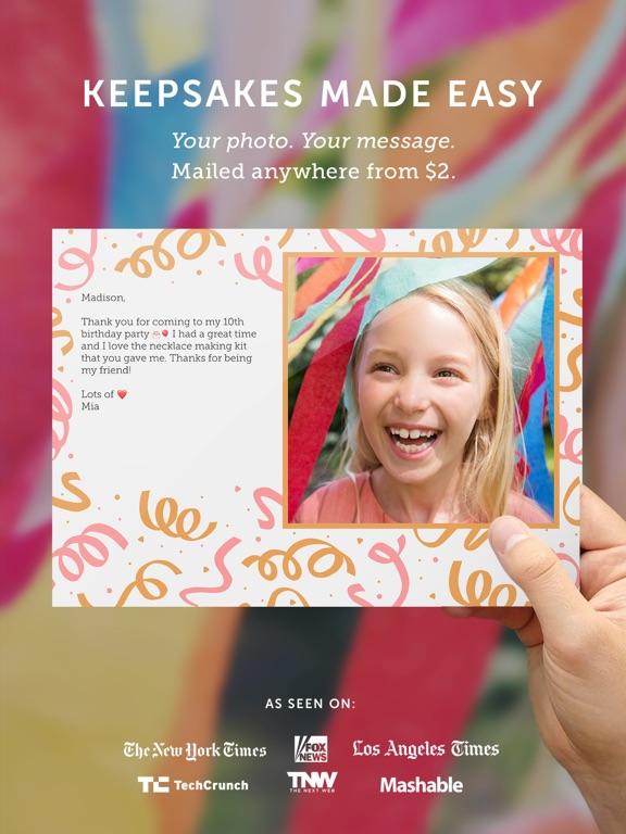 Postagram: Print & Send Photo Postcards screenshot