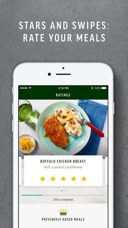 Freshly - Chef Prepared Meals screenshot-5