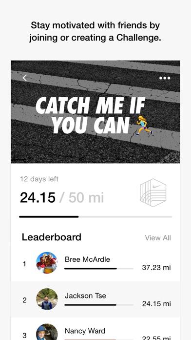 Nike Run Club app image