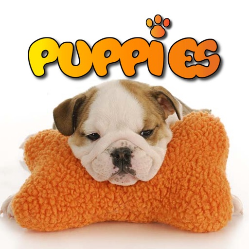 Puppies Stickers