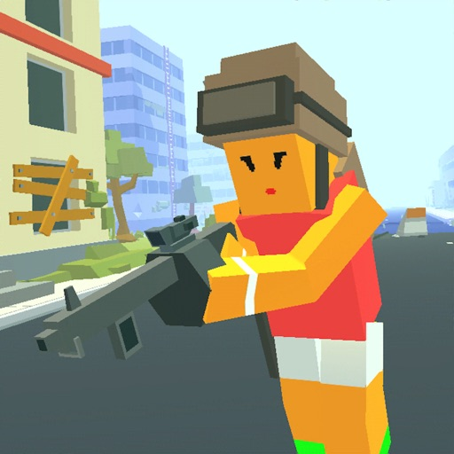 Battle Survial : FPS shooting