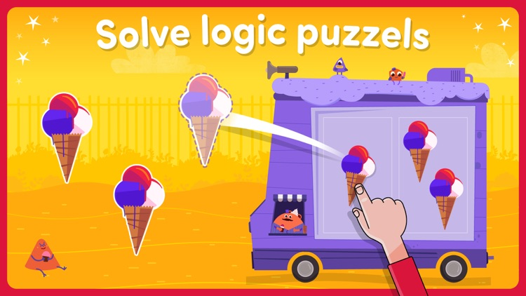 Match2 games for kids toddlers screenshot-3