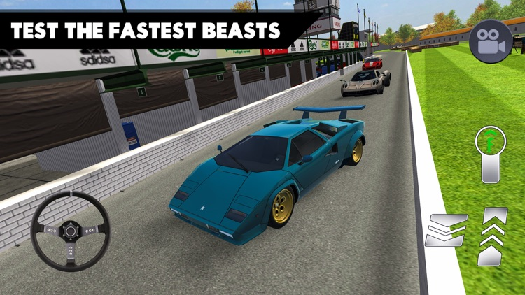 Driving Legends: The Car Story screenshot-3
