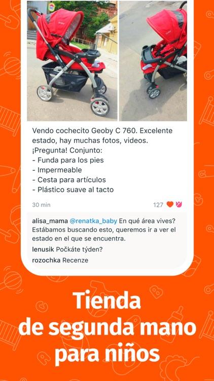 Mom.life — embarazo y bebé app screenshot-4