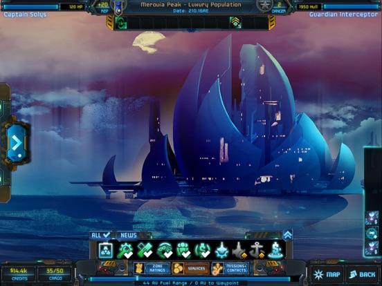 Игра Star Traders: Frontiers