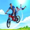 ガッツ BMX 障害 コース - iPhoneアプリ