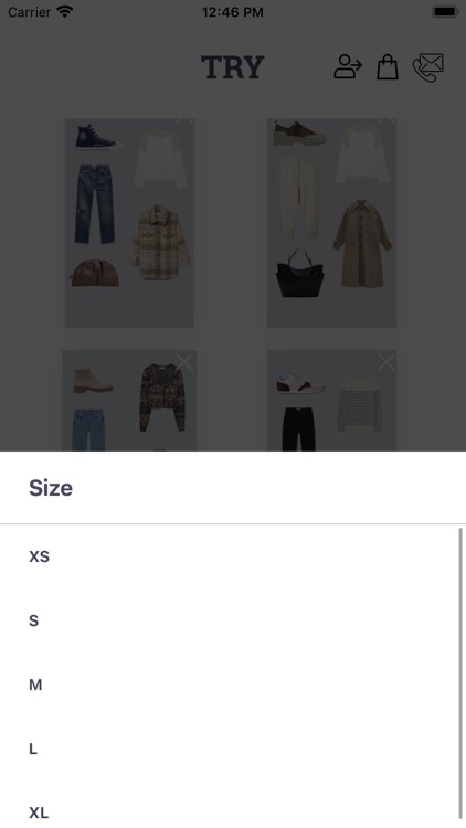 TRY Personal Shopper screenshot-4