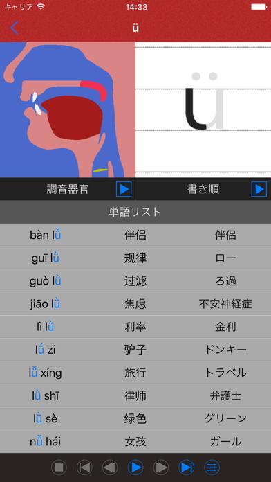 中国語ピンイン - 発音と書かれた言語学習のおすすめ画像2