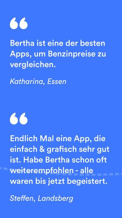 Bertha - Deine Tank-App screenshot-8