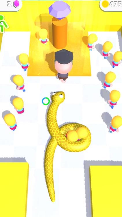 Snake Master 3D screenshot-3