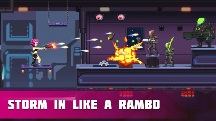 Metal Strike War: Gun Shooter screenshot-3