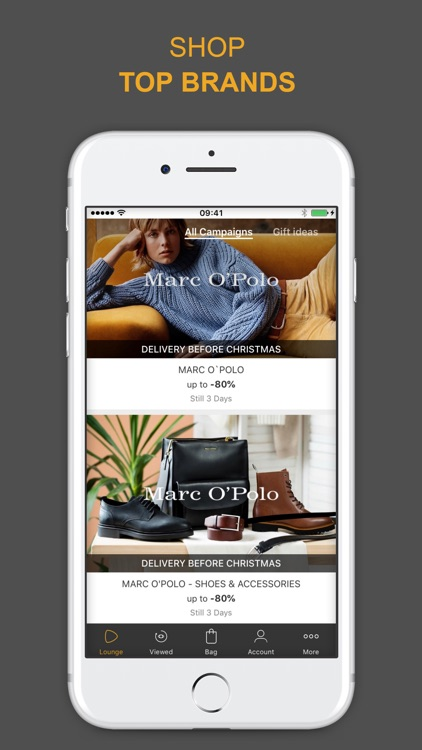 Zalando Lounge - Shopping Club screenshot-0