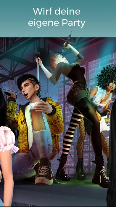 Herunterladen IMVU - 3D Virtual Leben Spiel für Pc