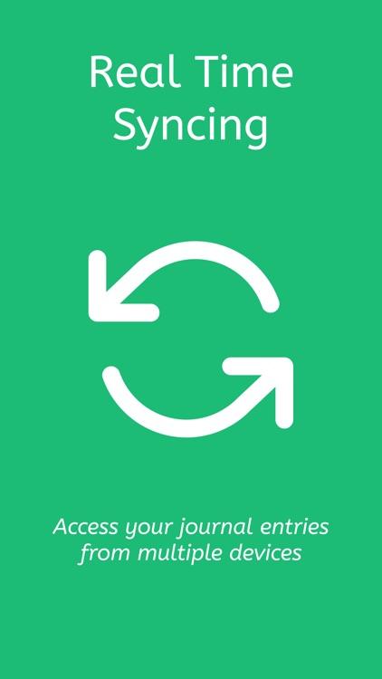 Journal X- My Personal Journal screenshot-9
