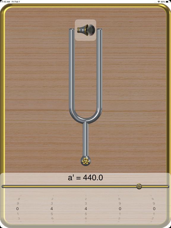 The Tuning Fork screenshot