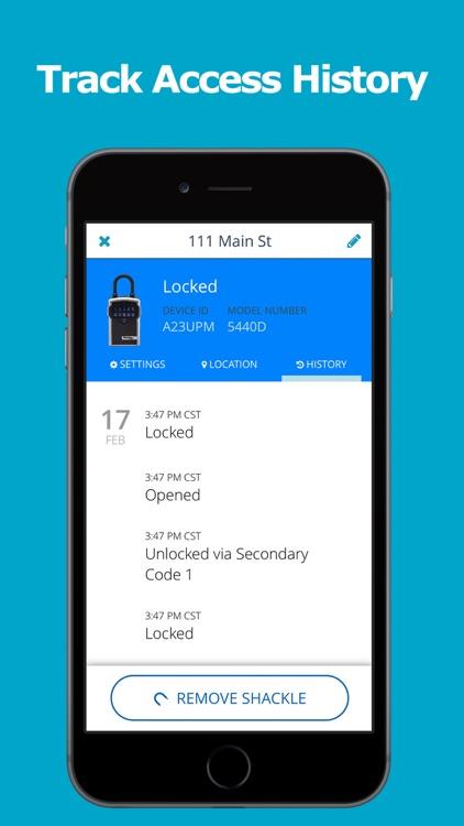 Master Lock Vault Enterprise screenshot-3