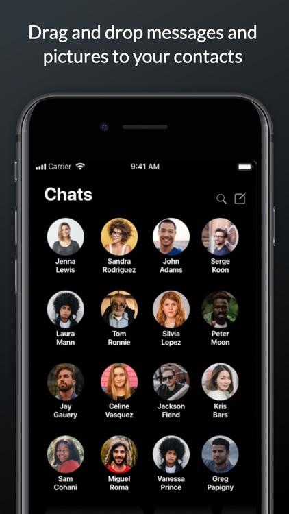 Instantgo: Video Chat Messages screenshot-6