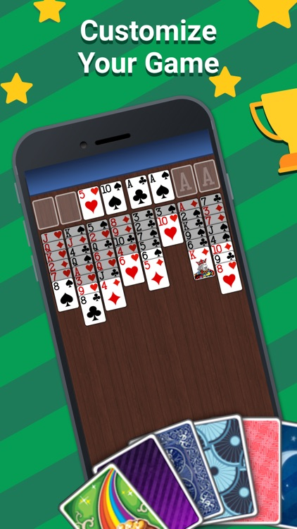 FreeCell Solitaire Classic. screenshot-4