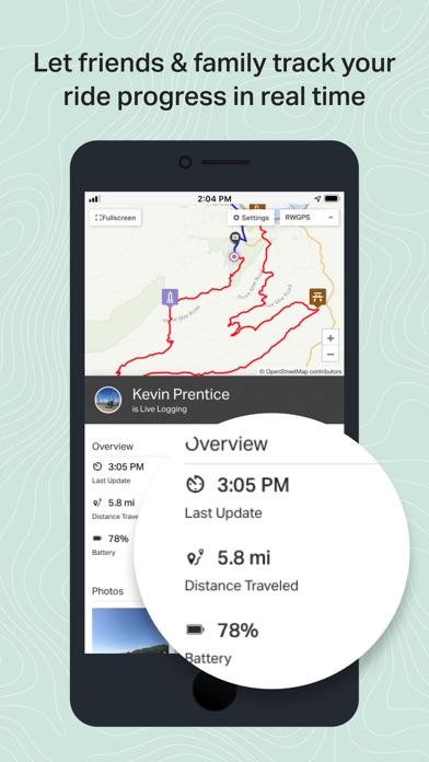 Ride with GPS: Bike Navigationのおすすめ画像3