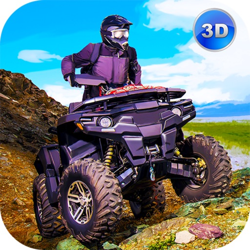 Off Road Quad Bike Sim iOS App
